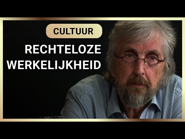 Rechteloze Werkelijkheid - Peter Toonen met Rients Hofstra