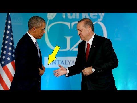 Erdoğan'ın Zeki Olduğunu Gösteren 10 Hareketi