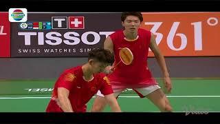 vuclip Aksi-aksi Spektakuler Marcus - Kevin di Final Bulutangkis Asian Games 2018