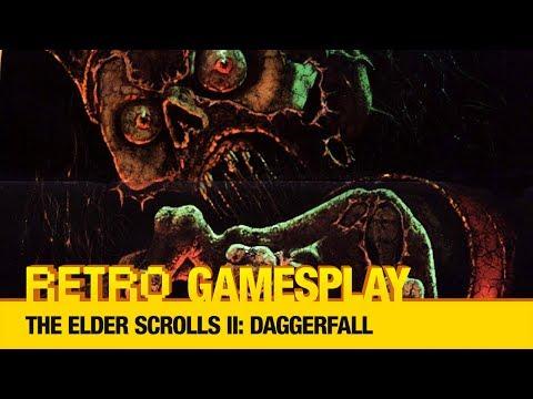 Retro GamesPlay: The Elder Scrolls II: Daggerfall