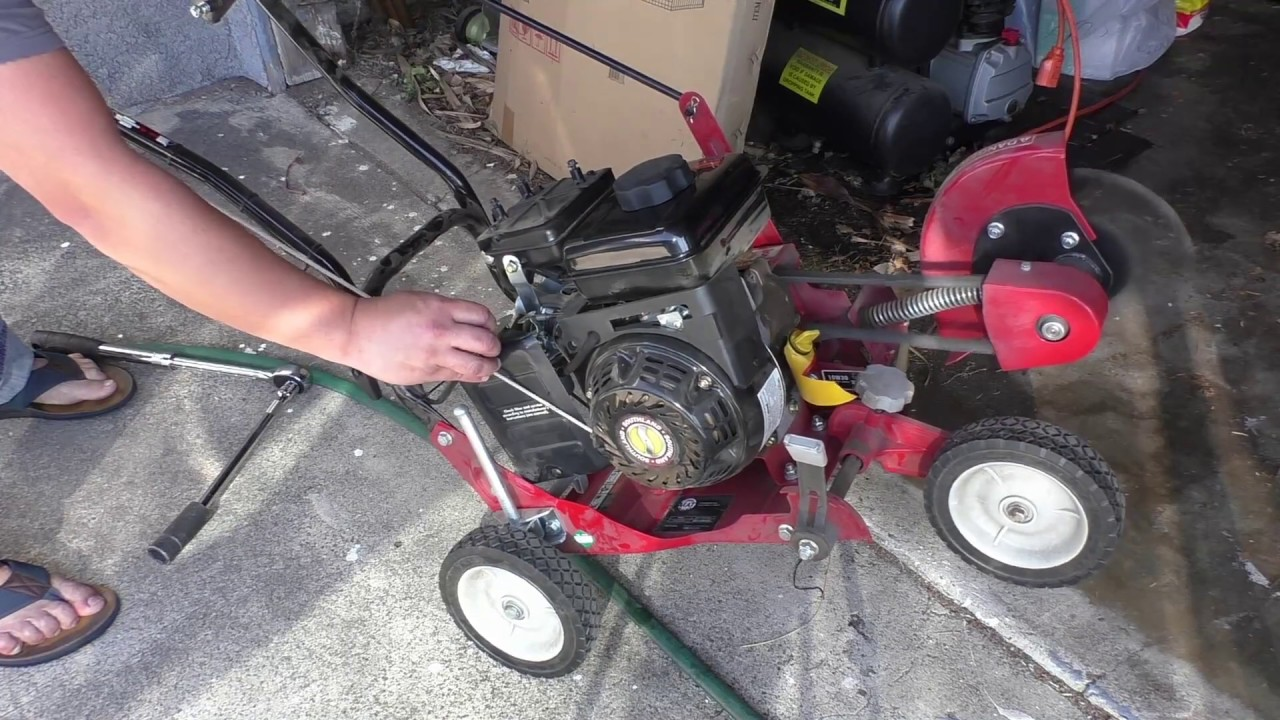 How To Fix Lawn Edger That Won't Start - Southland - Craftsman - McLane