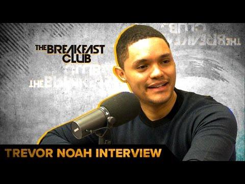 Trevor Noah Talks Tomi Lahren, Donald Trump, Racism In America & More