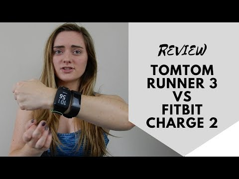 TOMTOM RUNNER 3 VS FITBIT CHARGE 2