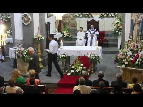 Missa dos Imigrantes. Festa de Nossa Senhora do Pilar, Bretanha