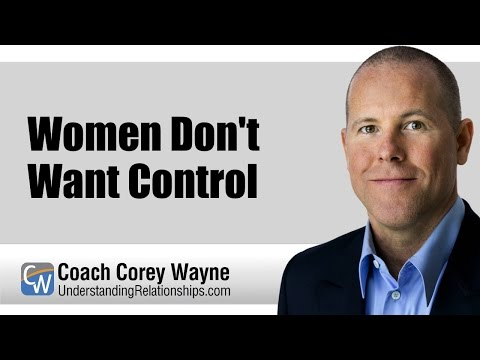 Women Don't Want Control