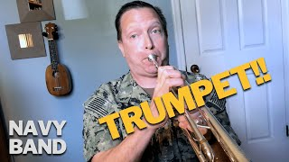 Why you should choose the trumpet!