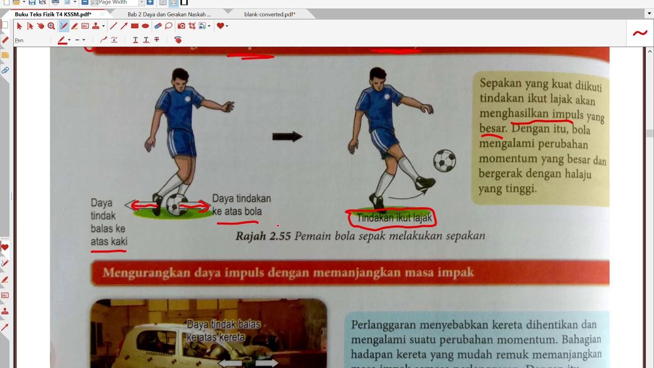 Jawapan Latihan Formatif Buku Teks Fizik Tingkatan 4 Kssm ...