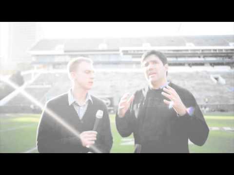 In the stands: UGA-Georgia Tech