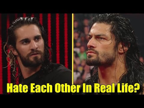 10 Wrestlers That Were Friends On-Screen But NOT IN REAL LIFE!