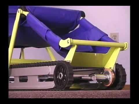 Garaventa evacu trac training video http www for Www garaventalift com