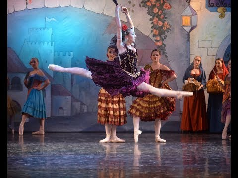 Maine State Ballet: Story of Don Quixote the Ballet