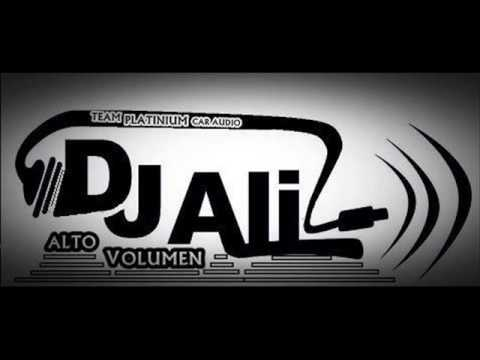 PERREO DEMBOW EDWARD CAR AUDIO DJ ALI 2016