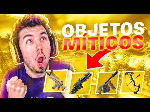 TODO MITICO EN FORTNITE