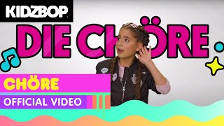 KIDZ BOP Kids - Chöre (Official Video) [KIDZ BOP Germany]