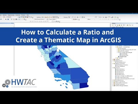 GIS for Health Workforce Research   Health Workforce