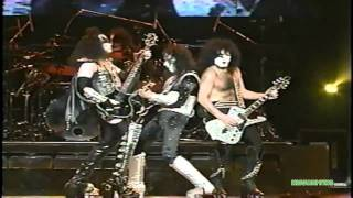 KISS - Cold Gin [ NYC 7/27/96 Reunion ]