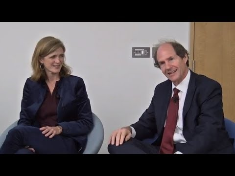 Advice for Young People in University from Samantha Power and Cass R. Sunstein