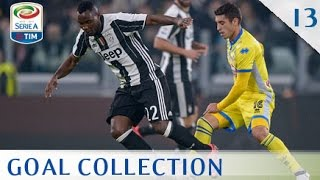 GOAL COLLECTION - Giornata 13 - Serie A TIM 2016/17 streaming