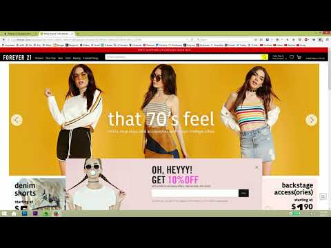 earn money online while shopping ! How to do it step by step 2018