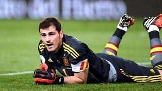 Papera di Casillas contro Slovacchia | Slovacchia vs Spagna 1-0 [9/10/2014]