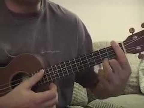 Misty Ukulele Lesson Part 1 Youtube
