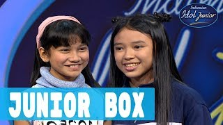 THE NEXT MARION JOLA? | JUNIOR BOX