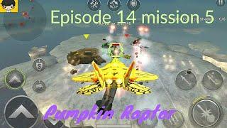 Episode 14 mission 5, frozen Shadow Gunship battle HD gameplay