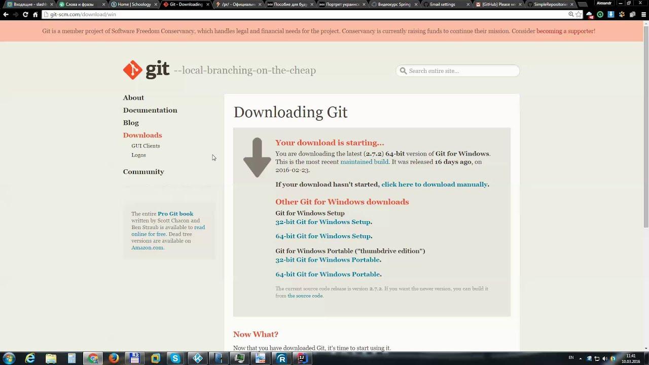 Отправка проекта на GitHub из IntelliJ IDEA
