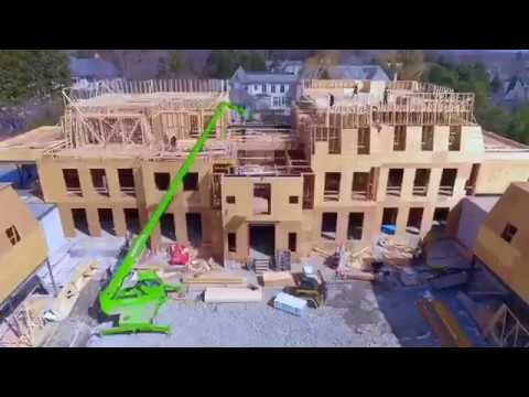 Construction of Drake's New Toronto Mega Mansion
