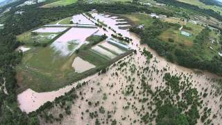 Austin Rifle Club Flood of May 24th 2015