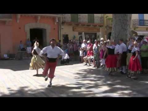 #Danses Folkloriques de la #Catalogne Française et Espagnole