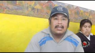 Puntual TV [2012-05-31] Munícipe de Nealticán privatiza zócalo
