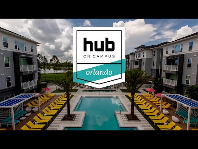 Hub on Campus Orlando Orlando video tour cover