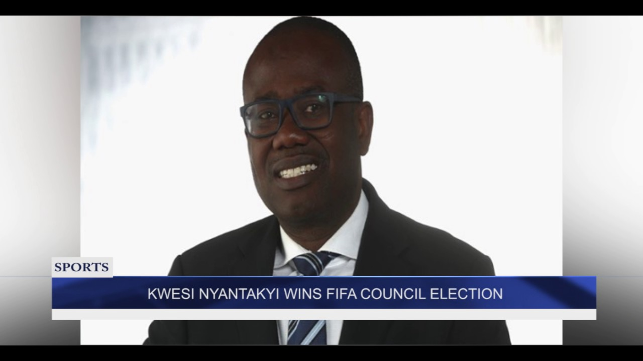 Kwesi Nyantakyi Wins Fifa Council Election