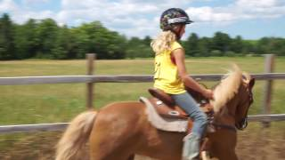 Pony Back Riding