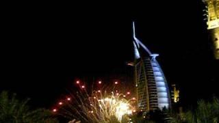 Fireworks @ Burj al Arab