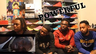 """Dababy & Roddy Ricch Make Powerful Statement In """"rockstar"""" Performance 