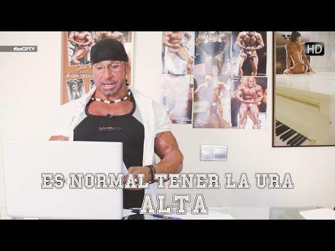 ¿ES NORMAL TENER LA UREA ALTA? |  con José María Forte | Cuerpos Perfectos TV #beCPTV