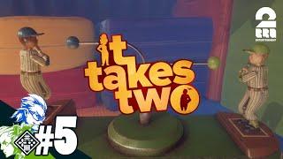 #5【バッティング対決】兄者,おついちの「It Takes Two」【2BRO.】