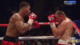 Undefeated Heavyweight Boxing Champion Aj Anthony Joshua all Knockouts 2018 HD