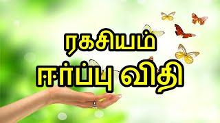 ரகசியம் ஈர்ப்பு விதி  | The secret Of law of attraction in tamil | Moyoko vlogs | Mani | MYK | LOA