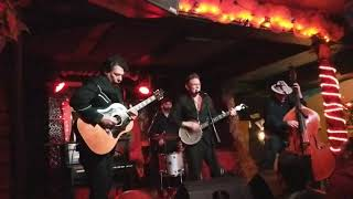 """JD Wilkes Legendary Shack Shakers unplugged """"Gypsy Valentine"""" at Bottom of the Hill SF 3/31/18 live"""