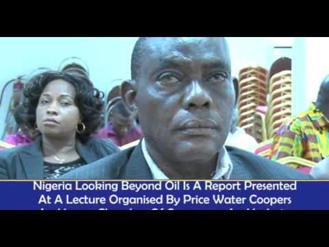 "YORUBA TENNIS CLUB ORGANISED A LECTURE ON "" NIGERIA LOOKING BEYOND OIL """