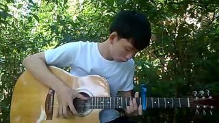 Tình Yêu Đẹp Nhất - Mr Siro Guitar Solo (Cover Đoàn Anh Nguyên)