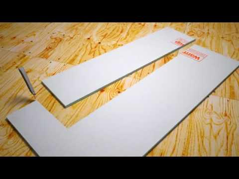 Warmup Underfloor Heating Insulation Board Installation Guide