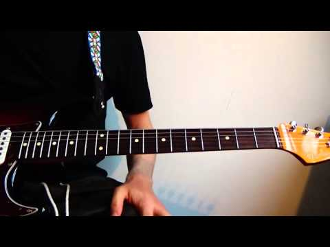 Jimi Hendrix - Wait Until Tomorrow - Guitar Lesson (GL#2)