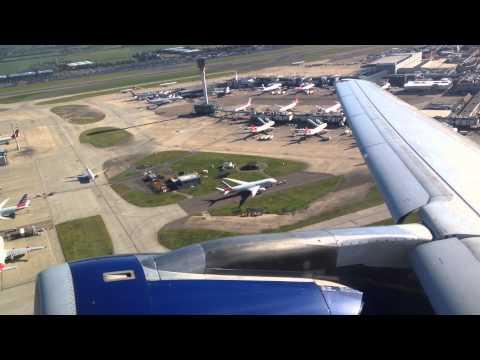 British Airways | A321-200 | London Heathrow ✈ Glasgow | Economy