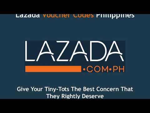 Lazada Voucher Codes Philippines