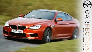 BMW M6 Coupe Competition Edition 2016 Videos
