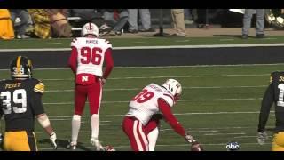 2012 - Nebraska at Iowa